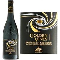 Golden Vines 2012 Saint Chinian-Roquebrun - Vin rouge du Languedoc Roussillon