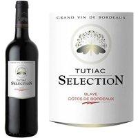 Tutiac Sélection 2012 Blaye Côtes de Bordeaux - Vin rouge de Bordeaux
