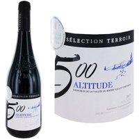 Altitude 500 2013 Ventoux - Vin rouge des Côtes du Rhône