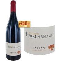 Domaine Ferri Arnaud Languedoc La Clape 2014 - Vin rouge