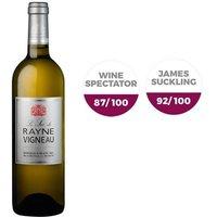 CHÂTEAU DE RAYNE VIGNEAU 2013 Le Sec de Rayne Vigneau - Vin de Bordeaux - Blanc - 75 cl