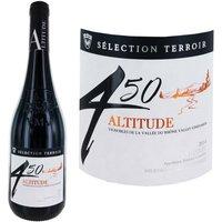 Altitude 450 AOC Ventoux 2014 - Vin rouge x1