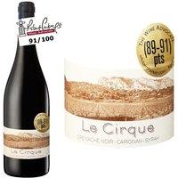 Le Cirque 2014 Côtes Catalanes - Vin rouge du Languedoc Roussillon