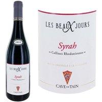 Les Beaux Jours 2015 Collines Rhodaniennes - Vin rouge de la Vallée du Rhône