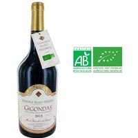 Vignoble St-Frédéric 2015 Gigondas - Vin rouge de la Vallée du Rhône - Bio