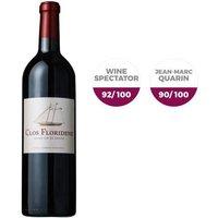 Clos Floridence 2015 Graves - Vin rouge de Bordeaux