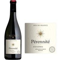 Perennité 2015 Faugères - Vin rouge du Languedoc Roussillon