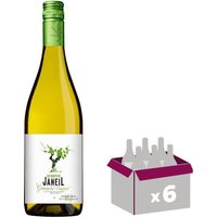 Les Hauts de Janeil Grenache-Viognier IGP Pays d'Oc 2016 - Vin blanc