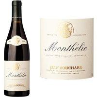 Jean Bouchard 2012  Monthélie - Vin rouge de Bourgogne