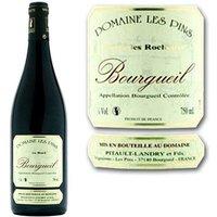 Domaine Les Pins Cuvée Les Rochettes 2015 Bourgueil - Vin rouge de Loire