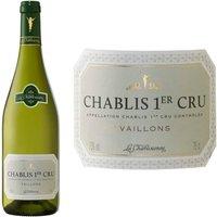 Chablis Premier Cru Vaillons La Chablisienne 2014 - Vin Blanc