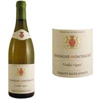 Domaine Bader-Mimeur Chassagne Montrachet Grand Vin de Bourgogne 2011 - Vin Blanc