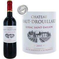 Château Haut Drouillard 2011 Lussac Saint Emilion - Vin rouge de Bordeaux