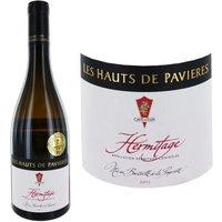 Les Hauts de Pavières Hermitage 2011 - Vin blan...