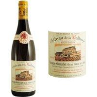 Château de la Maltroye Chassagne Montrachet 1er cru Grand Vin de Bourgogne 2011 - Vin Blanc