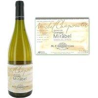 Domaine des Granges de Mirabel 2016 Côteaux de l'Ardèche vin blanc