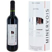 Clos Pegounel 2014 Minervois - Vin rouge du Languedoc Roussillon