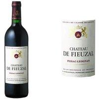 Château De Fieuzal 2014 Pessac Léognan Grand Cru - Vin rouge de Bordeaux