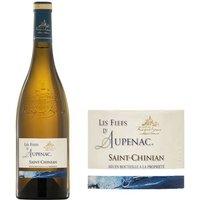 Cave de Roquebrun AOC Saint-Chinian Les Fiefs d'Aupenac 2015 - Vin blanc