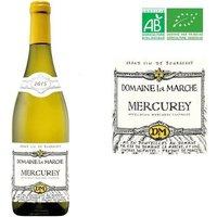 Domaine La Marche Mercurey Bio 2015 - Vin blanc de Bourgogne