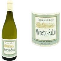 Domaine de Loye Menetou Salon 2015 - Vin blanc x1