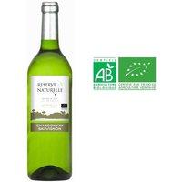 RÉSERVE NATURELLE 2016 Chardonnay Sauvignon Vin Bio du Pays d'OC - Blanc - 75 cl - IGP