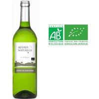 RÉSERVE NATURELLE 2016 Colombard Vin Bio des Côtes de Gascogne - Blanc - 75 cl - IGP