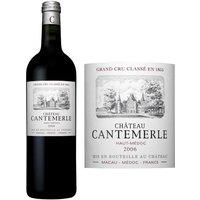 Château Cantemerle 2006 - Haut Médoc - Grand Vin de Bordeaux