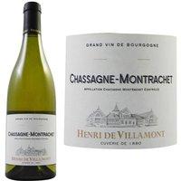 Henri de Villamont Chassagne Montrachet blanc G...