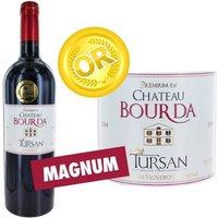 Magnum Premium Château Bourda 2014 Tursan - Vin rouge du Sud-Ouest