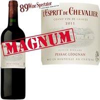 Magnum Esprit de Chevalier 2011 Pessac Léognan x1