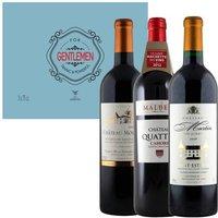 Coffret Vin for Gentlemen 3x75cl