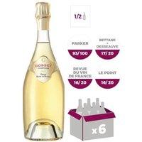 Champagne Gosset Grand Blanc de Blancs 37,5 cl