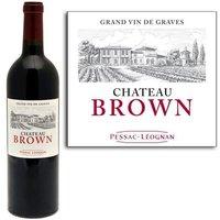 Château Brown 2013 Pessac Léognan - Vin rouge Bordeaux