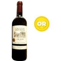 Château Boyrein 2011 Graves - Vin rouge de Bordeaux