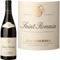 Jean Bouchard 2011 Saint Romain - Vin rouge de Bourgogne