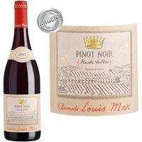 Climat Louis Max Pinot Noir Haute Vallée IGP Pays d'Oc - Vin rouge