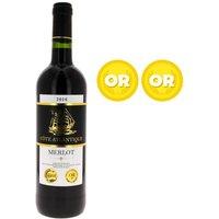 Côte Atlantique 2016 Vin de Pays de l'Atlantique - Vin rouge de Bordeaux