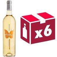 Fruité Catalan IGP Côtes Catalanes - Vin blanc x6