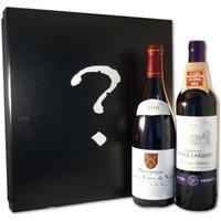 Coffret Dégustation Aveugle Bordeaux vs Bourgogne