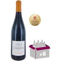 Domaine des Conquêtes Les Innocents IGP Pays de l'Hérault 2015 - Vin rouge