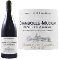 Henri de Villamont Chambolle Musigny 1er Cru