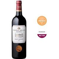 Château Bel Air Gloria 2014 Haut Médoc - Vin rouge de Bordeaux
