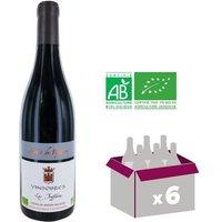 Secret de Vignerons Les Truffières Côtes du Rhône Village Vinsobres Bio 2015 - Vin rouge