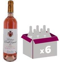 Château La Voulte Gasparets Corbières 2016 - Vin rosé