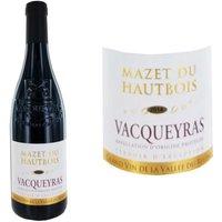 Mazet du Haut Bois 2014  Vacqueyras - Vin rouge de la Vallée du Rhône