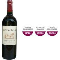 Château Belair 2007 Saint Emilion Grand Cru - Vin rouge de Bordeaux