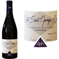Patrick Hudelot Les Saints Georges 2008 Nuits Saint Georges - Vin rouge de Bourgogne