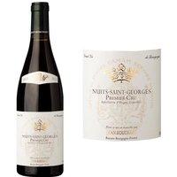 Jean Bouchard 2011 Nuits St Georges 1er Cru - Vin rouge de Bourgogne