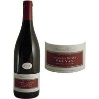 Vincent Prunier Les Mitans  2011 Volnay - Vin rouge de Bourgogne